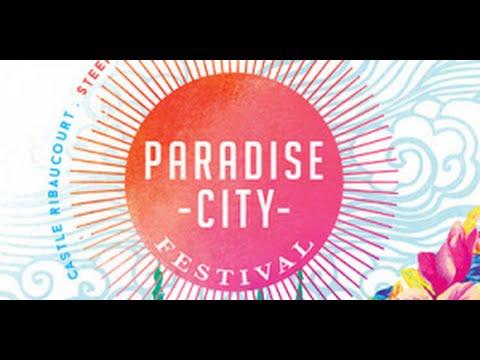Paradise city Festival 2015 Belgium