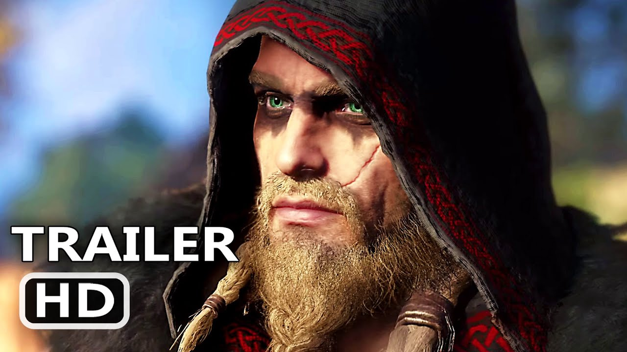 Assassin S Creed Valhalla Official Trailer 2 4k 2020 Vikings Game Hd Youtube