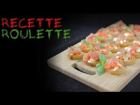 Recette : Bruschetta au jambon !