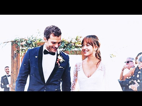 Fifty Shades Freed Wedding And Honeymoon