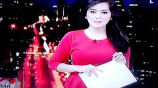 Cantiknya PUTRI VIOLLA (presenter tv one) 2