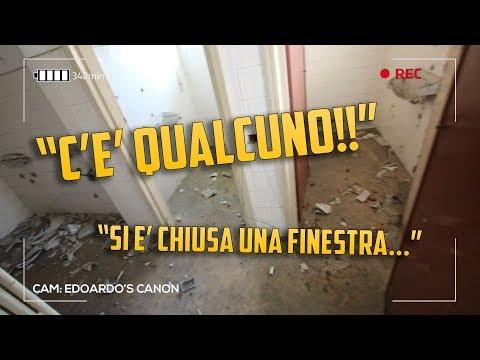 ESPLORAZIONE SCUOLA ABBANDONATA - SPECIALE COMPLEANNO!