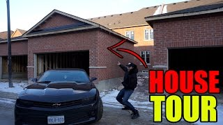 OUR NEW HOUSE!!!