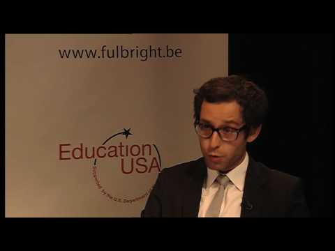 Law School in the U.S. (LLM) : Advice from Fulbright Grantee Timothy Hirsch
