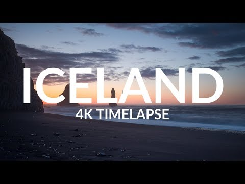 Iceland 4K - 10 days on the road