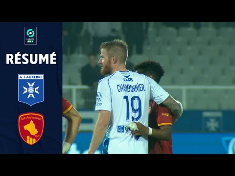 Auxerre Rodez Goals And Highlights