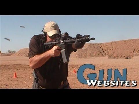 Modern Rifle Shooting Positions