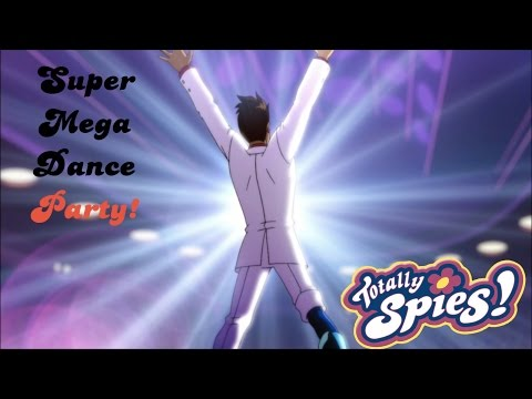 Super Mega Dance Party | Totally Spies | Series 6