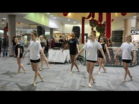 Carol of the Bells Christmas Dance Performance in Tulsa