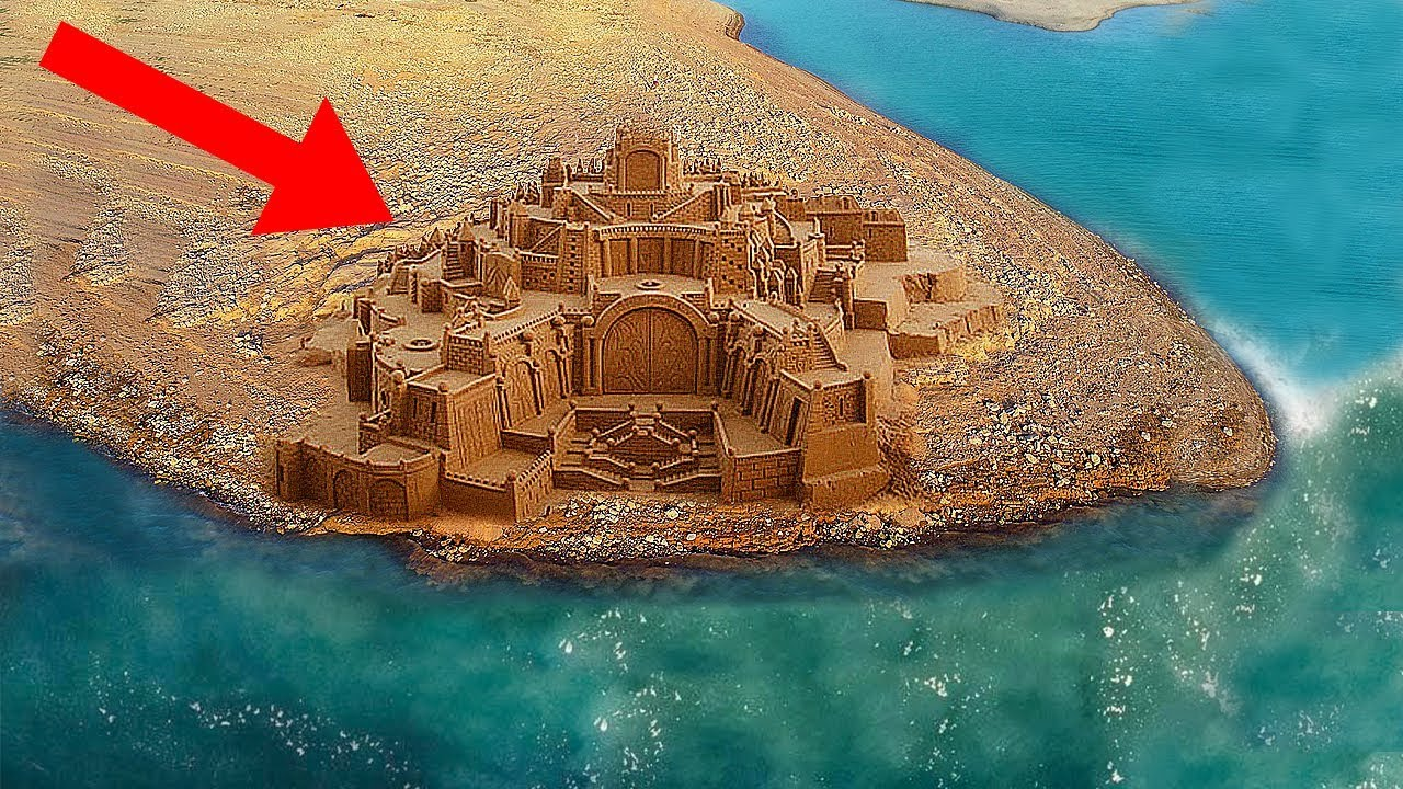 Below this Mysterious Island Divers found the Ancient Lost Tomb of Cleopatra!