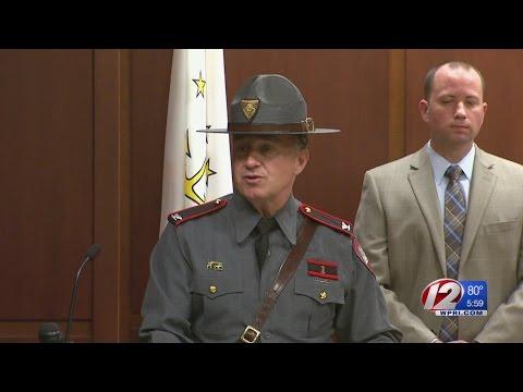Steven O'Donnell retiring as RI State Police leader
