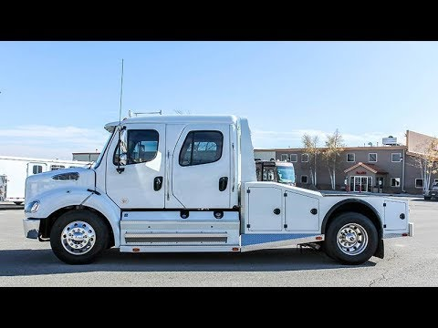 2015 FREIGHTLINER M2 112 SUMMIT HAULER - Transwest Truck Trailer RV (Stock  #: 5U171126)