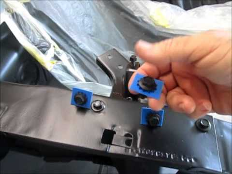 1965 Mustang Fender Installation Tips And Tricks Youtube