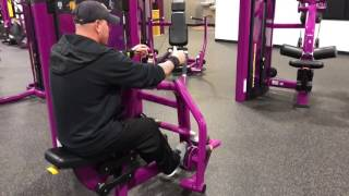 rowing machine planet fitness