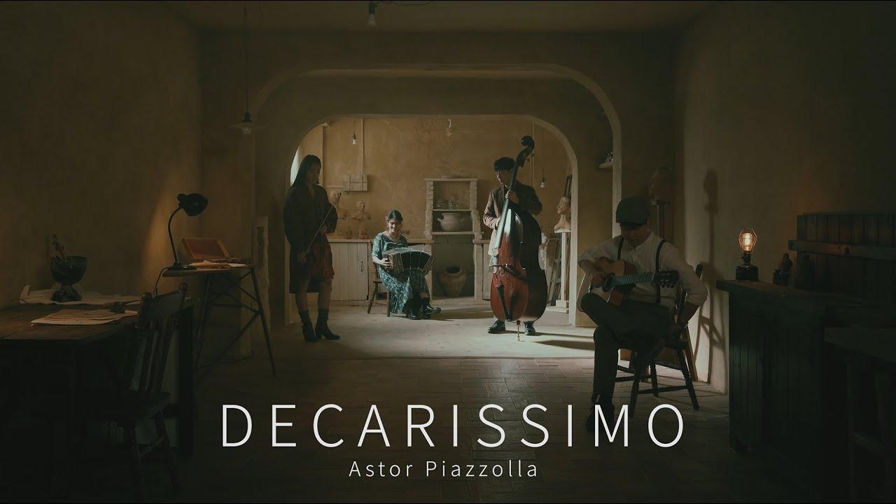 고상지 Astor Piazzolla  'Decarissimo'