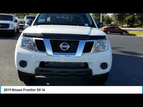 2019 Nissan Frontier DeLand Nissan N734943