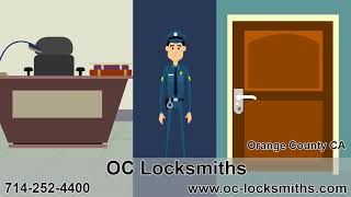 Emergency Locksmith 24/7 Orange County  (714) 252-4400