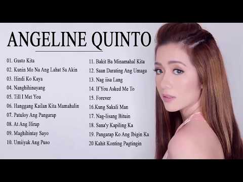 Angeline Quinto Songs