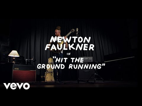 Клип Newton Faulkner - Hit the Ground Running