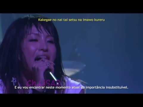 Lisa - Crossing Field (Sword Art Online Opening) Live