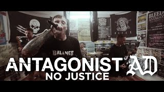 Antagonist A.D - No Justice (Official Music Video) YouTube Videos