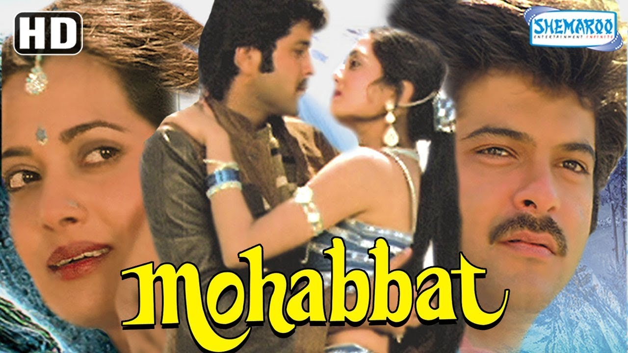 Download Mohabbat 1985 (HD & Eng Subs) - Hindi Full Movie - Anil Kapoor, Vijeta Pandit - Superhit 80's Film