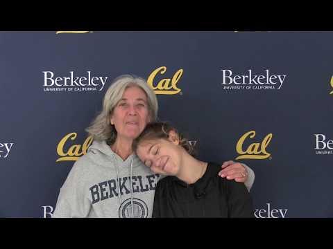 Beth Tessler and Mollie Tessler '21 share their Berkeley moments