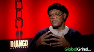 """Samuel Jackson Talks Troubles Of Playing A """"House Negro"""" In Django Unchained"""