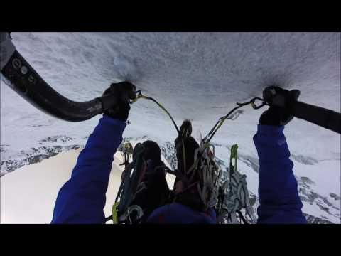 Grossglockner Nordwand  Berglerinne