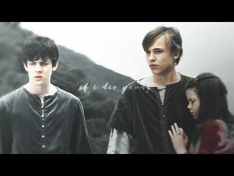 Narnia || Lucy, Edmund, & Peter's Death - If I Die Young