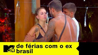 Stefani, Bifão, Tati, Brunão e Yasmin: todo mundo treta | De Férias com o ex Brasil Ep. 03