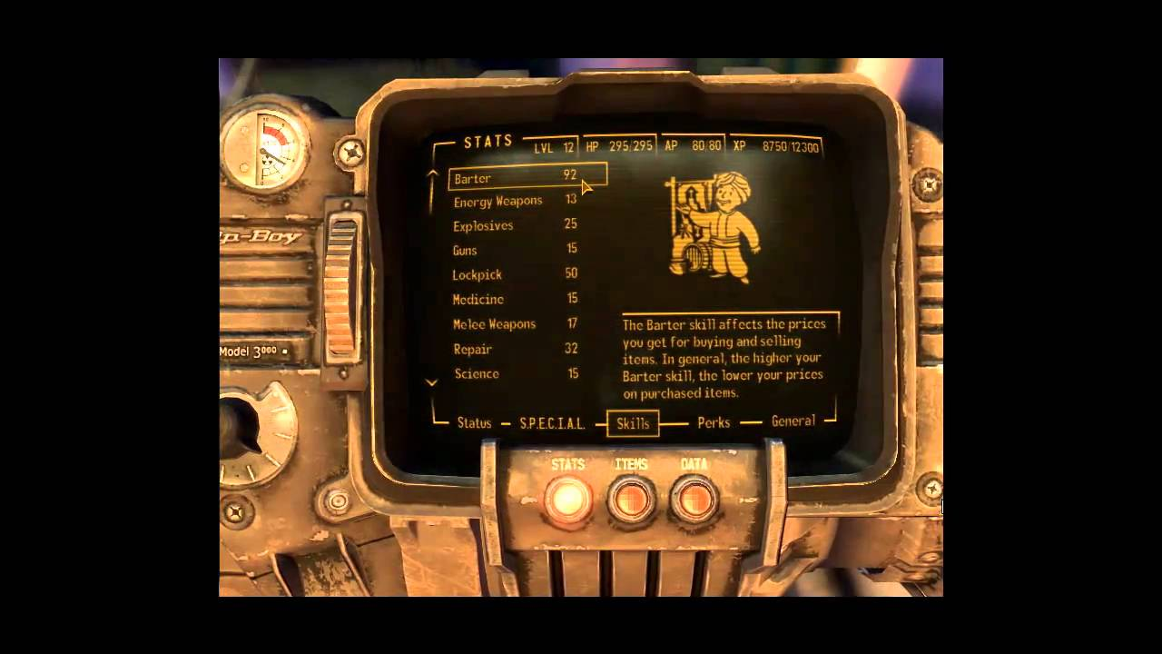 Fallout new vegas cheat guide 2 youtube