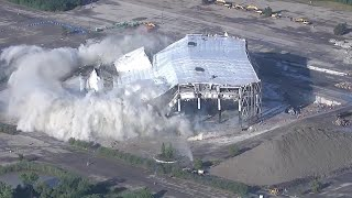 WATCH: Palace of Auburn Hills imploded
