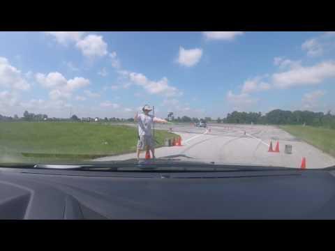NWOR Autocross 07/16/17 Owens community college
