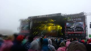 [Rock am Ring 2013] All Time Low - Heroes