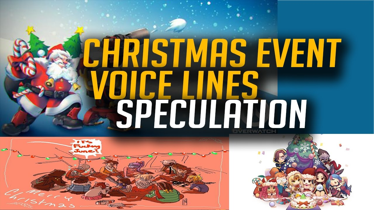 overwatch christmas and new year voice lines speculation skin art and more