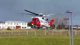 Sikorsky S-92 Irish Coast Guard Rescue EI-ICG