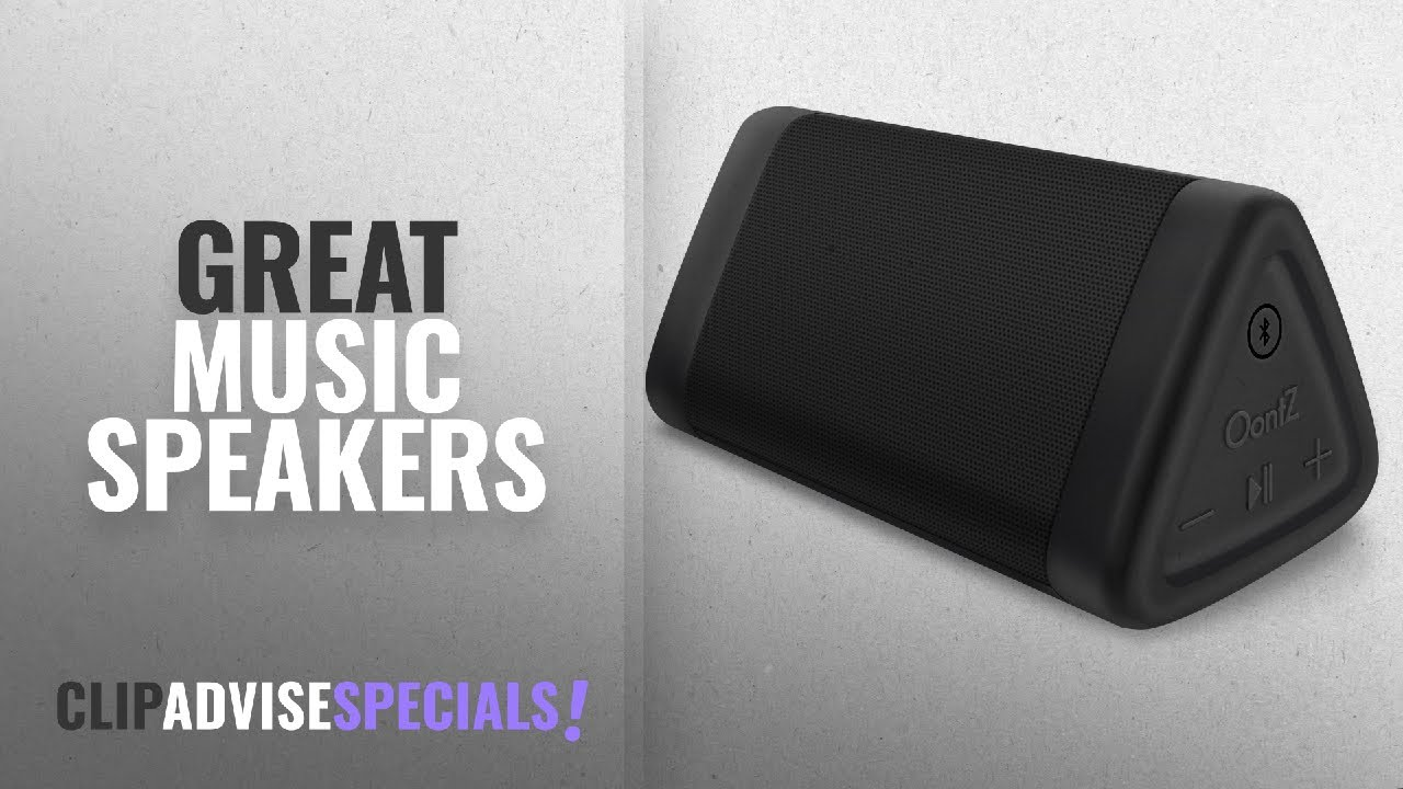 fbed1235f123e 10 Best Portable Bluetooth Speakers: OontZ Angle 3 Portable Bluetooth  Speaker : Louder Volume 10W