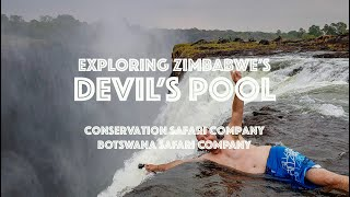 Devil's Pool - Victoria Falls, are you brave enough?
