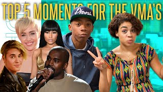 Top 5 Moments From the 2015 MTV Video Music Awards - The Drop Presented by ADD