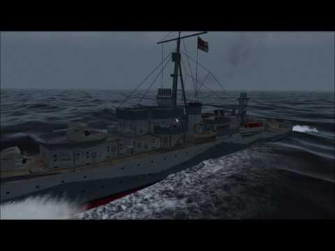 Silent Hunter III Mediterranean Career Patrol 3 Part 2