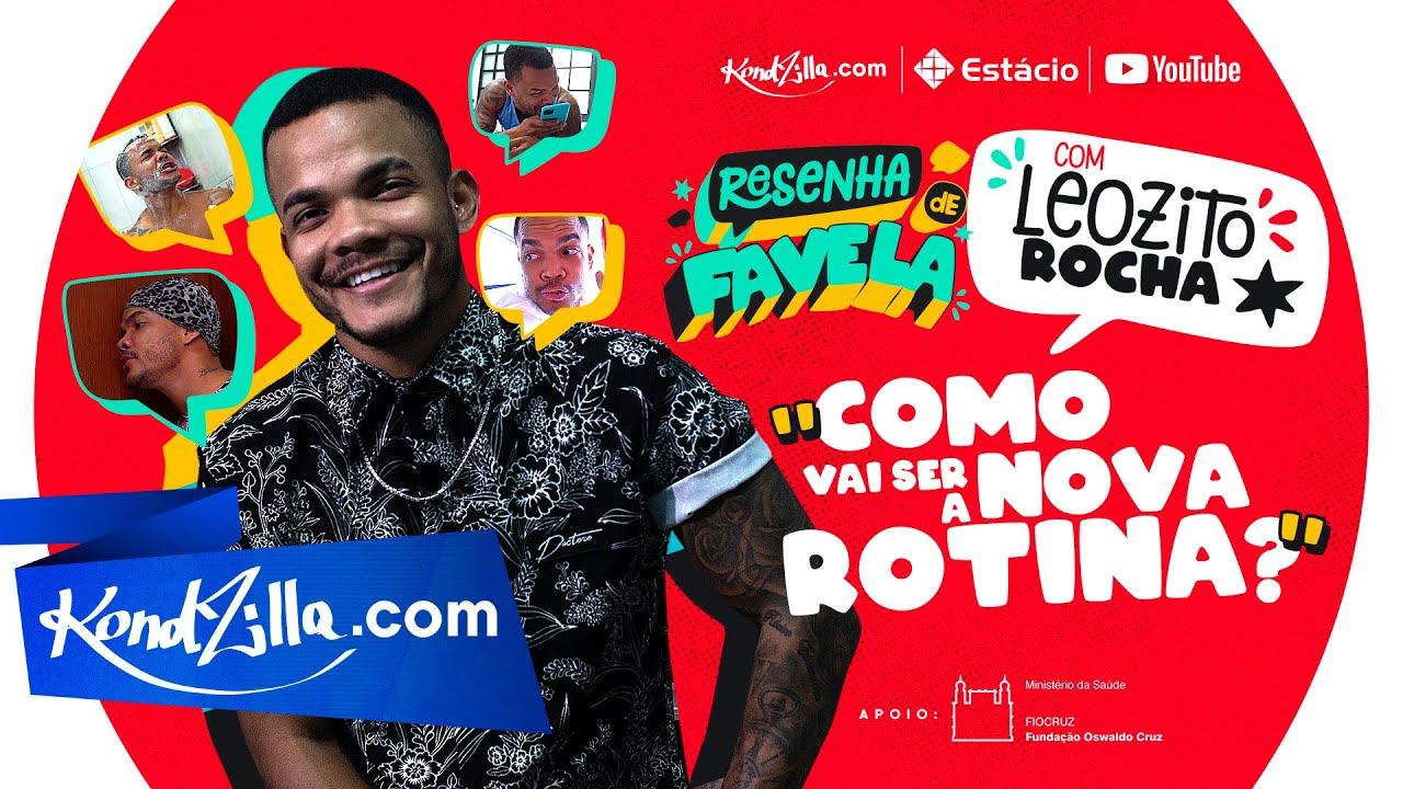 Resenha de favela: Nova Rotina #Comigo (KondZilla.com)