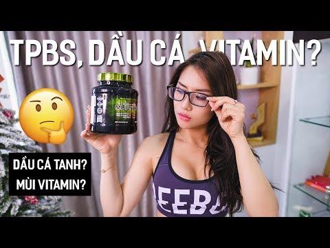 Những lầm tưởng sai trái về thực phẩm bổ sung (dầu cá, vitamin) | Trang Le Fitness