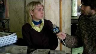 Анна Белоногова - интервью для Культ-Зоны ТВ