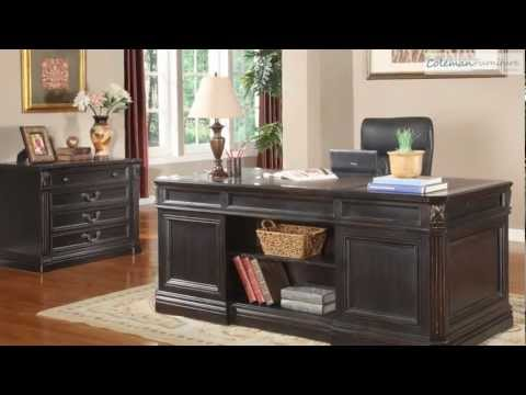 Grand Manor Home Office Furniture Collection From Parker House