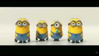 Despicable Me 2 Trailer - Banana and Potato Song (with lyrics).mp4