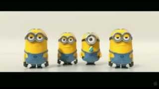 Despicable Me 2 Trailer - Banana and Potato Song (with lyrics).mp4