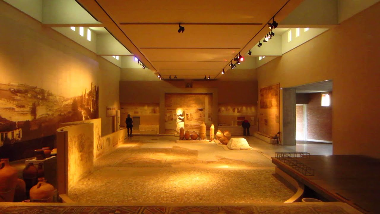 Thessaloniki - Museum of Byzantine Culture - January 25 ...