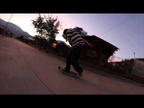 Soyer Rojas Nocomply Skateboards