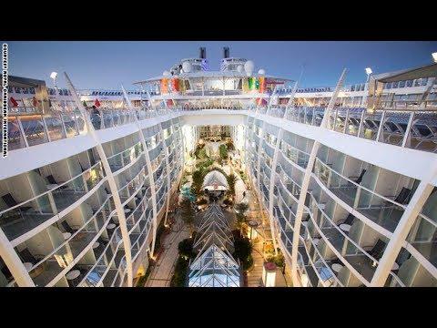 أكبر 15 سفينة سياحية في العالم  - نشر قبل 4 ساعة